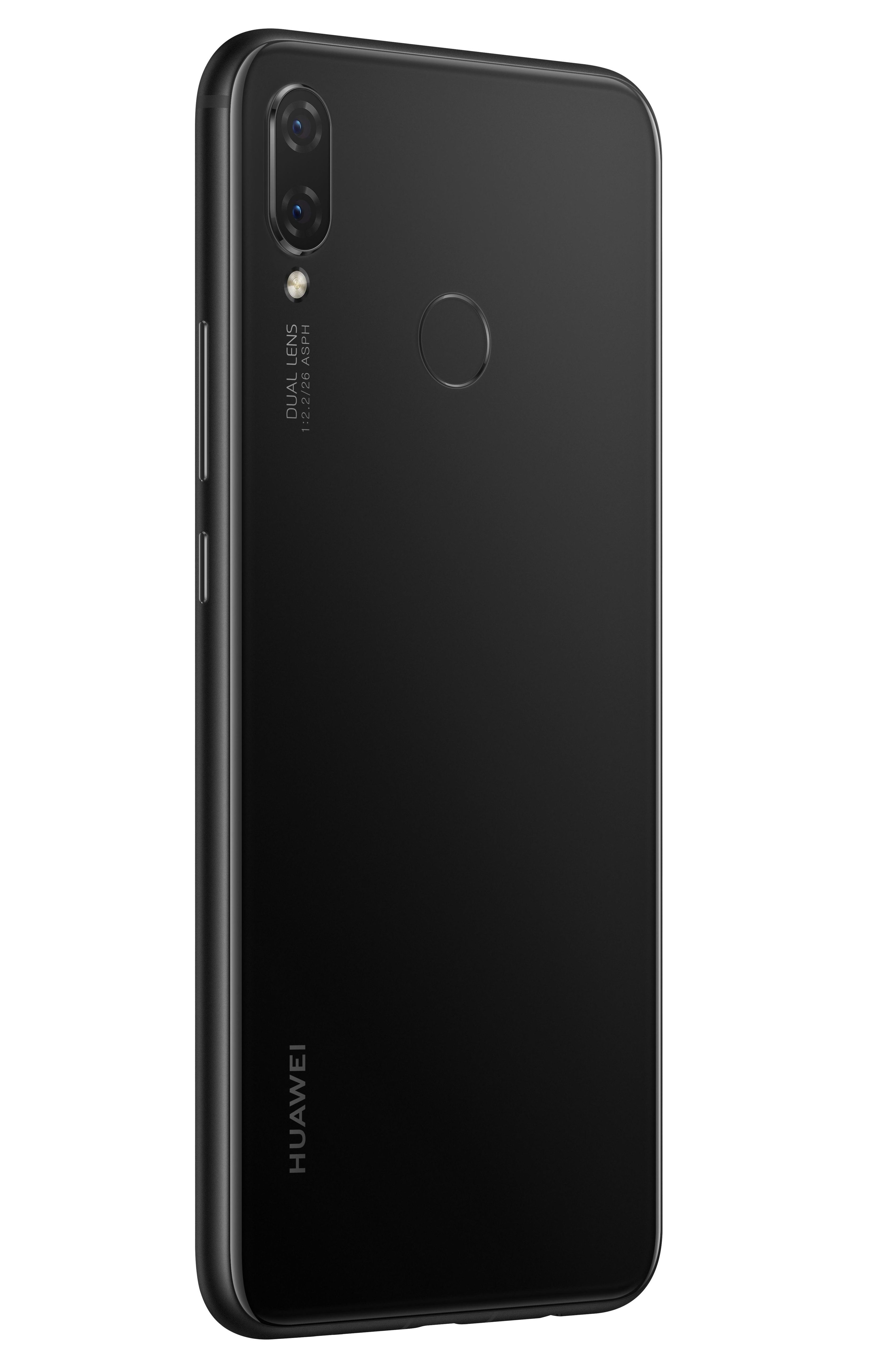 Huawei P Smart+ Back with dual-camera