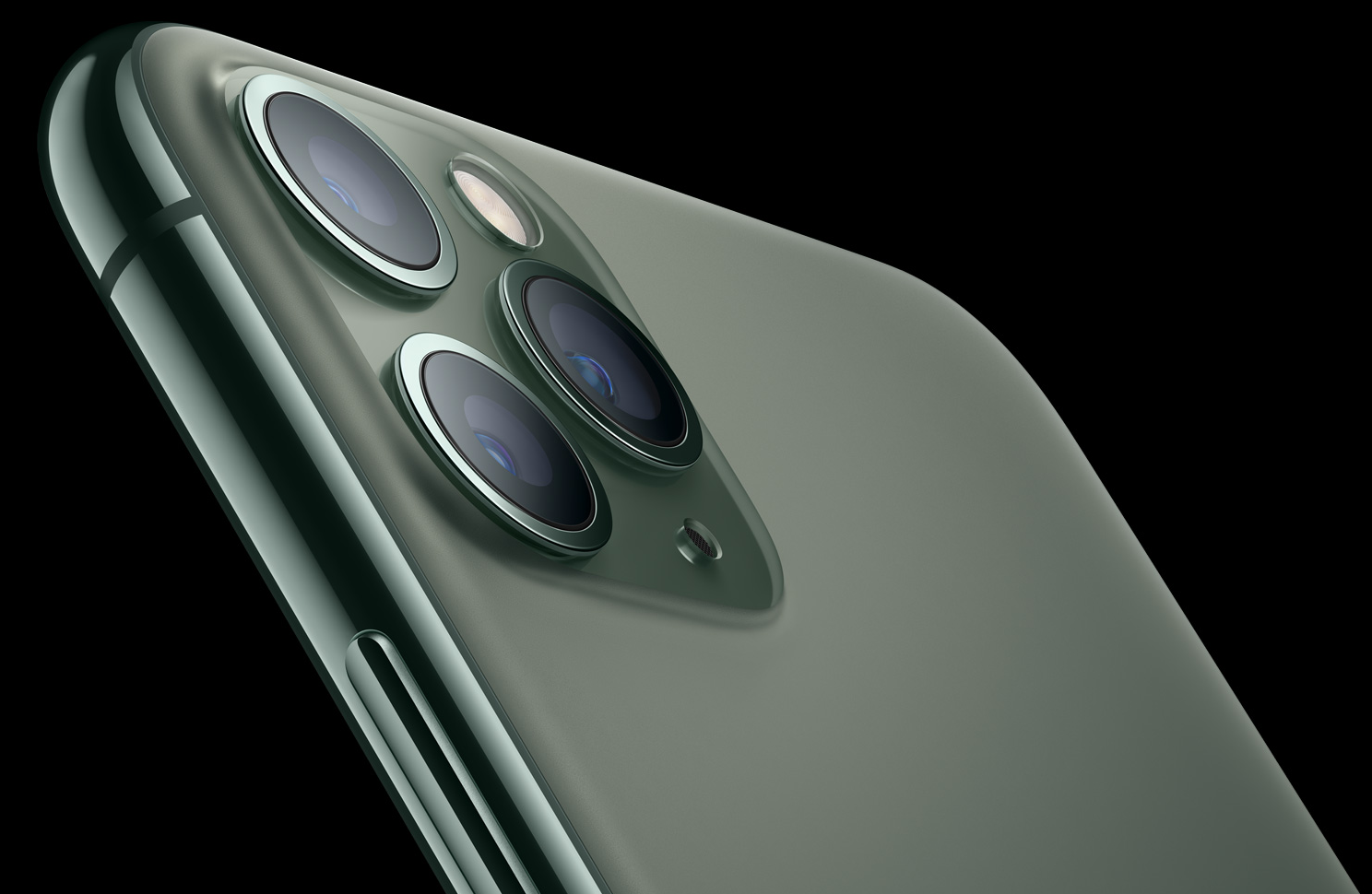 iPhone 11 Pro triple camera